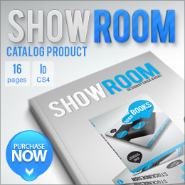 InDesign ShowRoom Product Catalog