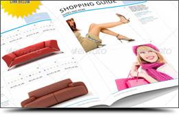 Clean Grid Clothing Catalog