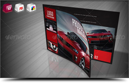 Product Manual Business Brochure