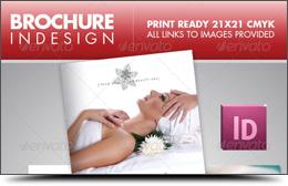 SPA Beauty Center Square Brochure
