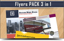 Flyers PACK