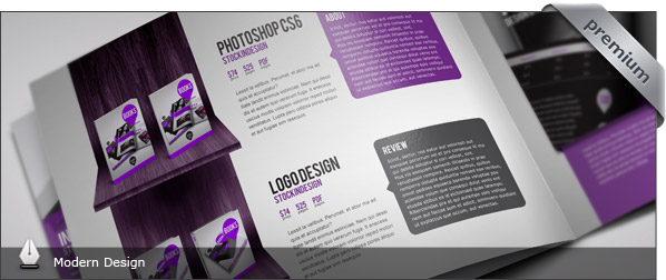 10 InDesign Premium Catalogs Templates
