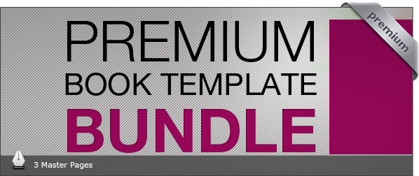 Book Template Bundle