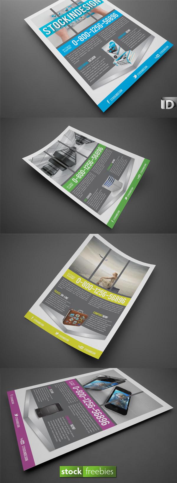 Product Showcase Flyer - Free