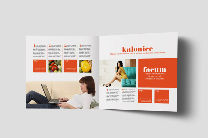 indesign magazine template kalonice