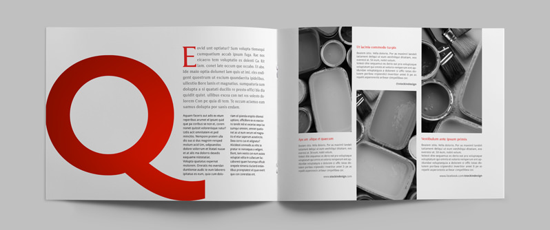 Case Study Template Lander  Stockindesign