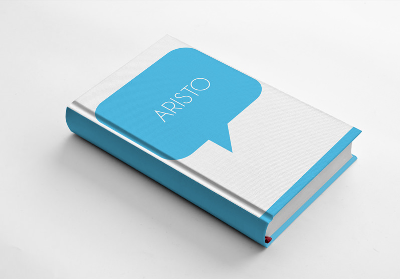 InDesign Book Template: Aristo