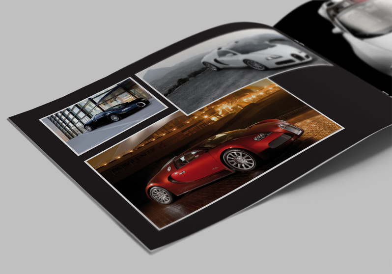Brochure Template Cars Stockindesign
