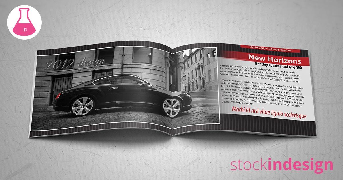 Brochure template cars stockindesign for Stockindesign