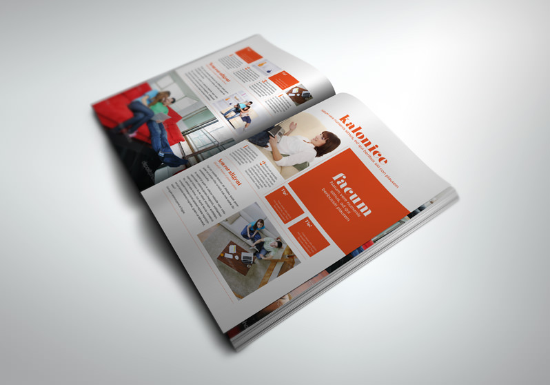 Free indesign pro magazine template kalonice for Magazine layout templates free download