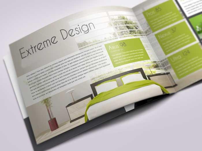 Flexible product catalog: Hallie