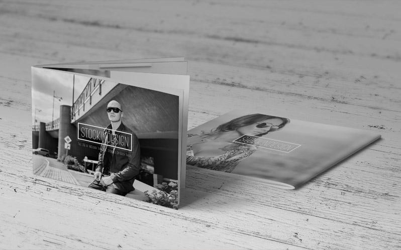 Minimal Photo Catalog Template