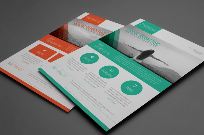 Free corporate flyer free corporate flyer template pronofoot35fo Images