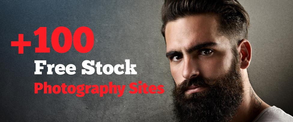 +100 Free Stock Photography Sites