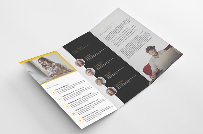 FREE Trifold Brochure