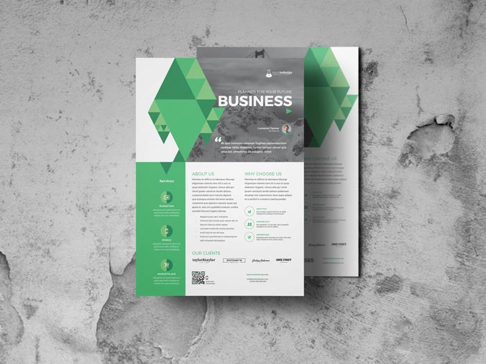 InDesign Flyer – Multipurpose