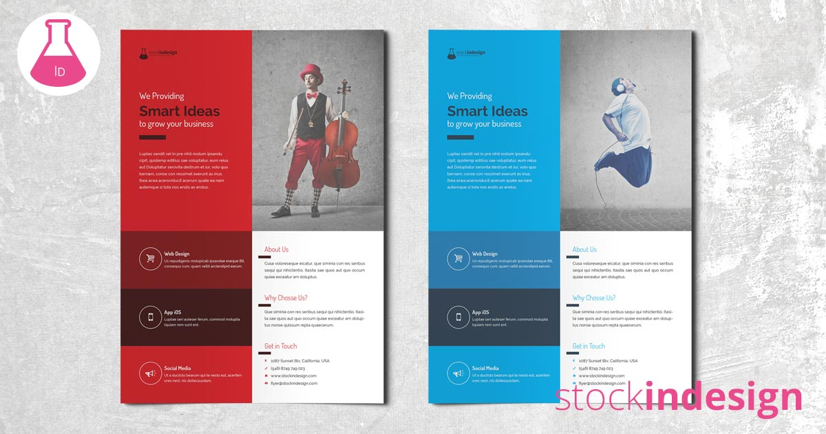 Indesign poster templates