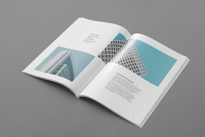 Portfolio Booklet Template For Designers  Adobe Indesign Templates