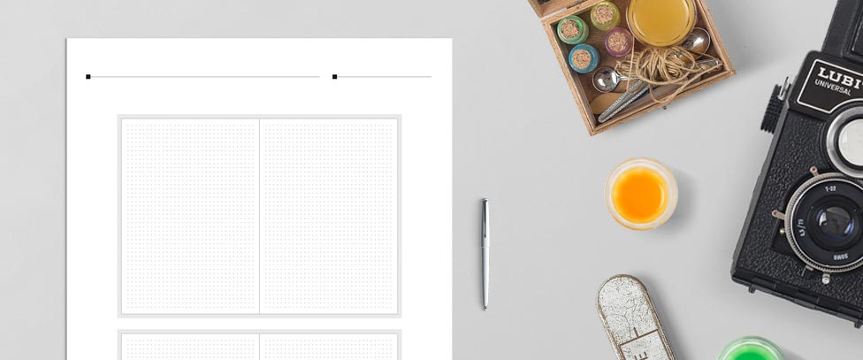FREE Paper Prototyping for Editorial Design