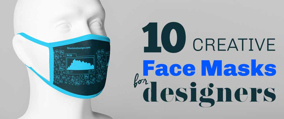 +10 creative face masks for Designers