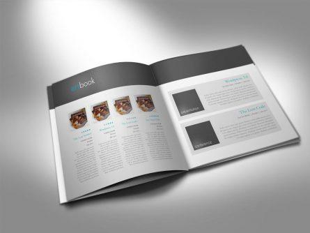 Catalog Template: ArtBook