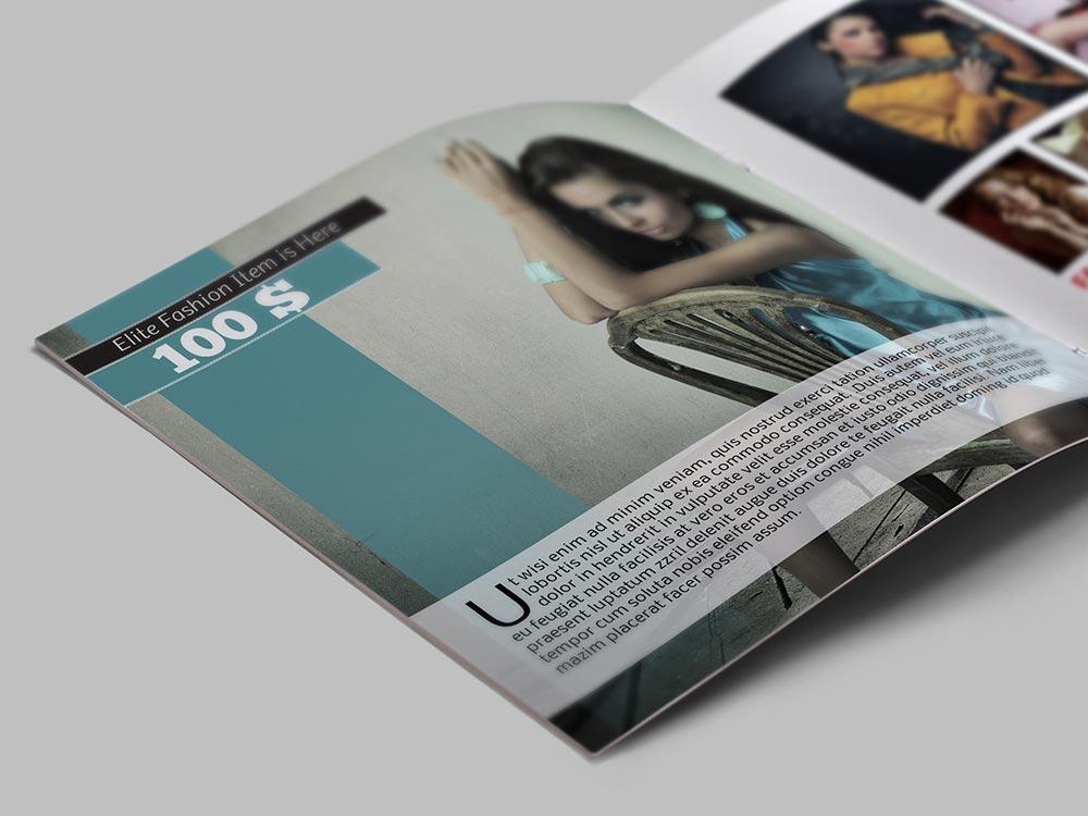Catalog Template: Fashion