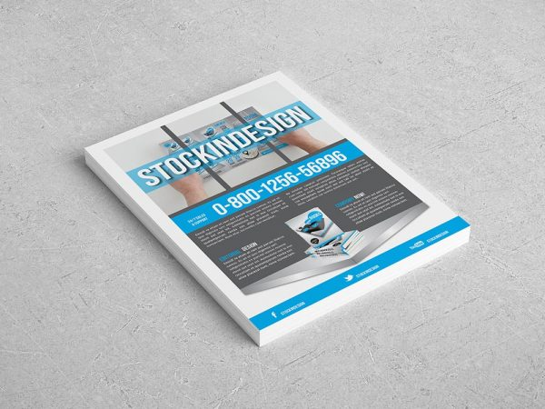 FREE Product Showcase Flyer