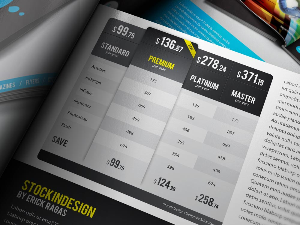 Indesign table of contents styles download itunes