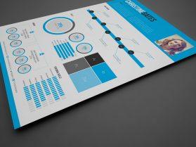 Modern Infographic Resume