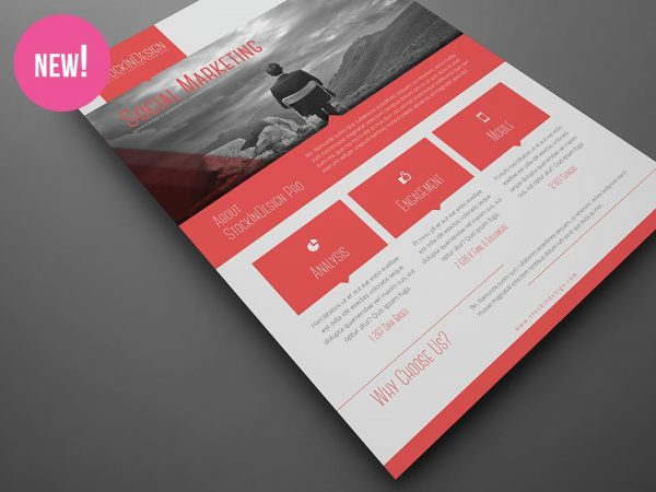 FREE Corporate Flyer