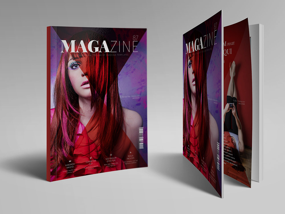 Malgosia: Fashion Magazine