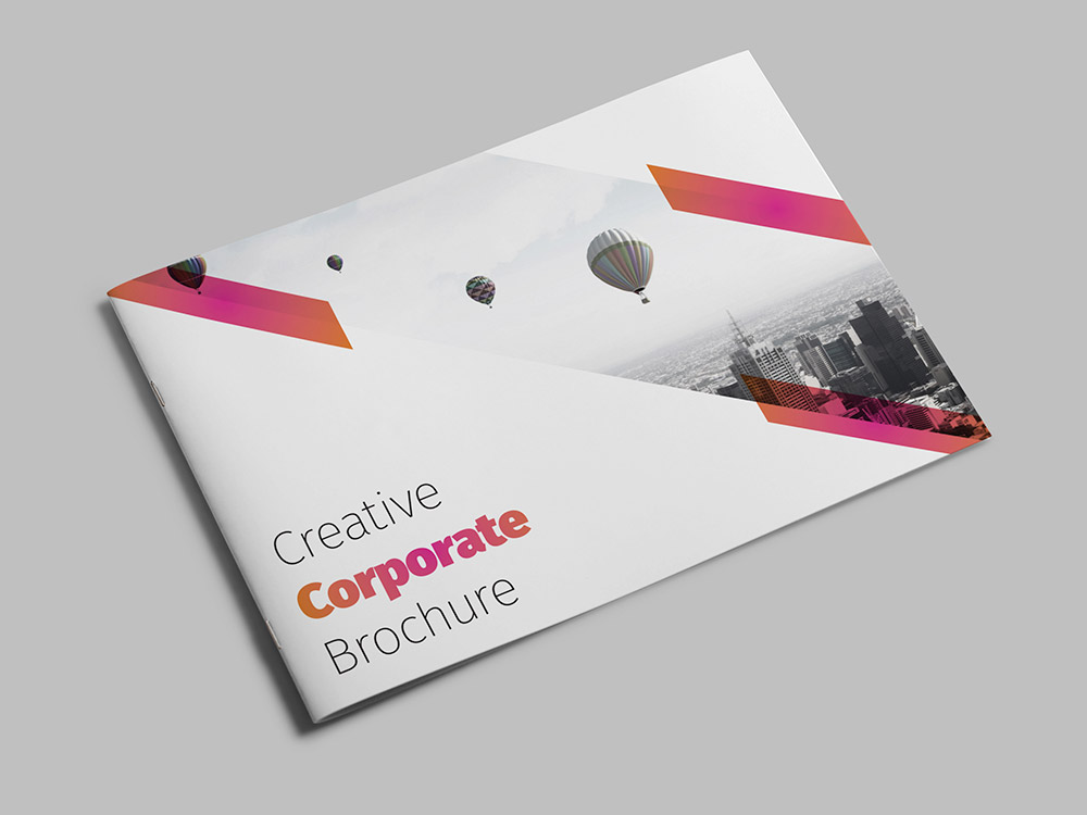 Creative Corporate Brochure