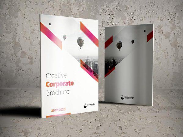 Creative Corporate Brochure 2