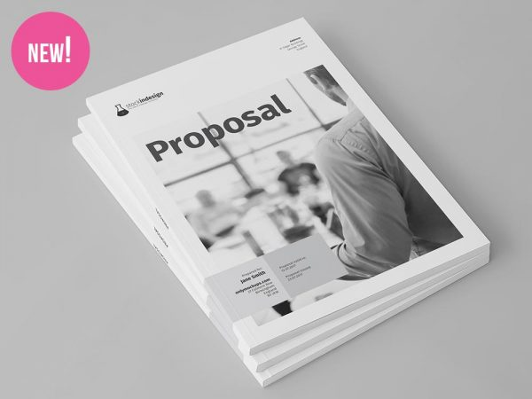 Proposal Template for InDesign