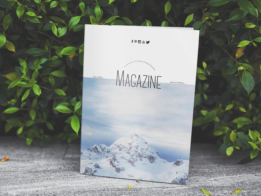 Magazine Media Kit