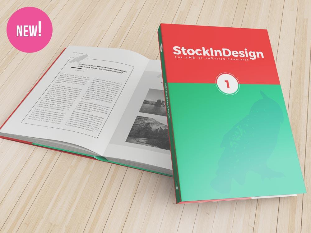 InDesign Book Template
