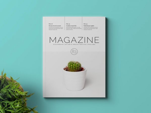 Multipurpose Magazine Template