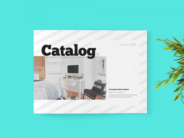 Product Catalog Landscape Template