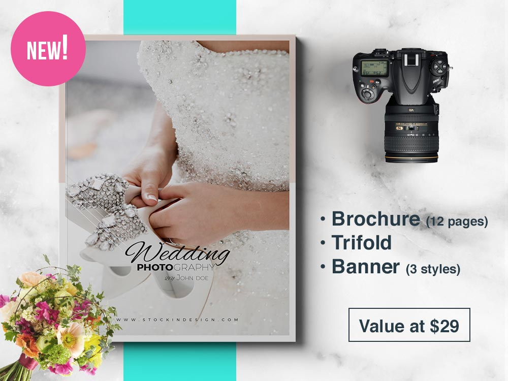 Wedding Photographer Templates