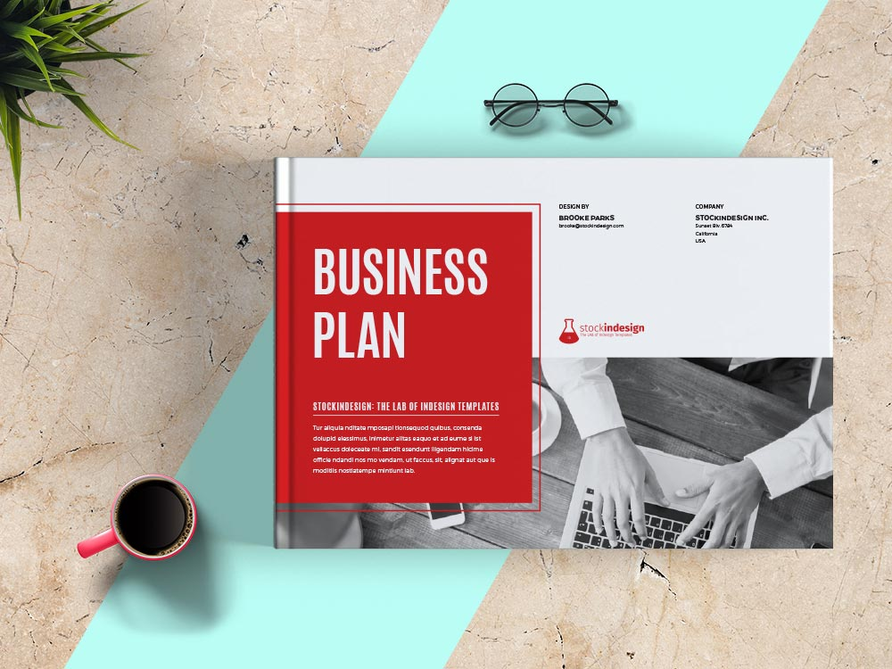 Business Plan Landscape