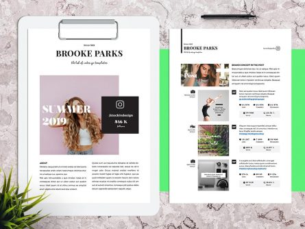 Media Kit for Instagram