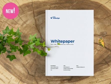 Whitepaper Template for Adobe InDesign