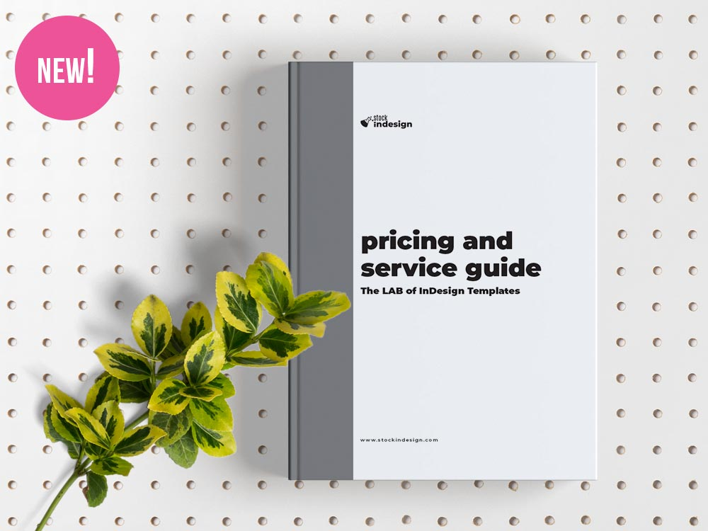 Services and Pricing Guide Template