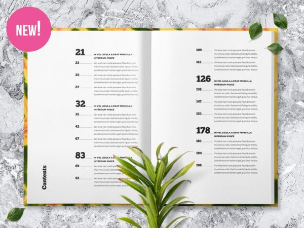 5 Table of Contents for Adobe InDesign