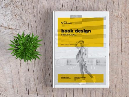 Book Design Proposal