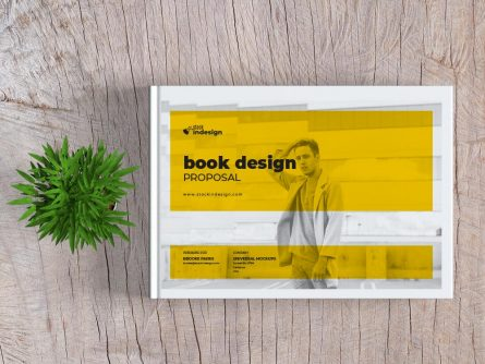 Book Design Proposal – Landscape