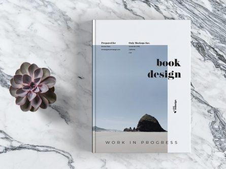Work in progress: Book Design