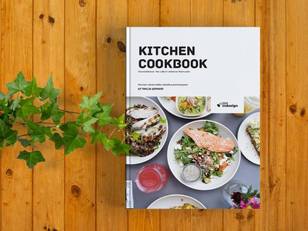 Cookbook / Recipe Book Template