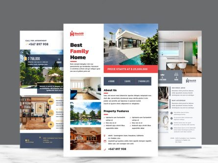Real Estate Flyer Vol. 01