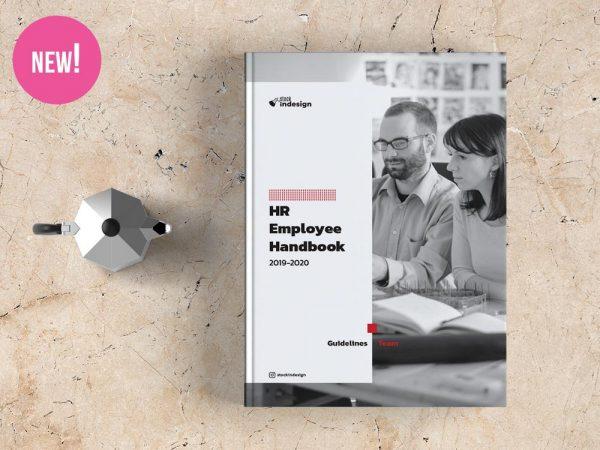 HR / Employee Handbook Template